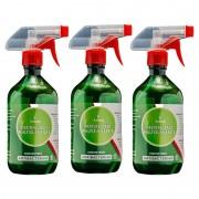 3 Dezinfectant Multisuprafete Antibacterian Lebada, 3x500 ml
