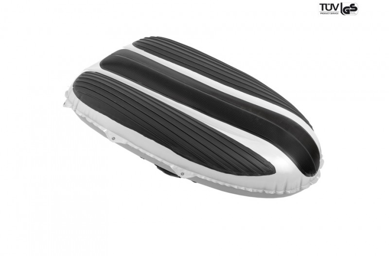 Airboard FREERIDE 100-X SILVER