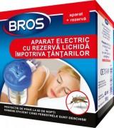 Aparat electric Bros cu rezerva lichida impotriva tantarilor, 40 ml, 60 nopti