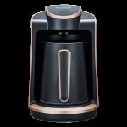 Aparat Hausberg preparat cafea turcească,4 cafele simultan,senzor,400W