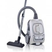 Aspirator fara sac Hausberg,Cyclone Vacuum Cleaner,3L,1200W,79dB, Gri