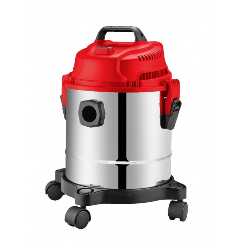 Aspirator multifunctional Victronic uscat/umed filtru Hepa,functie suflare,1200 W,cuva inox,12L