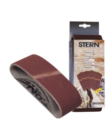 Banda aparat de slefuit Stern BS457X75, Granulatie 40