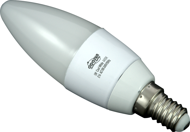 Bec BL Led Lumanare E14/5W/220V/6400K