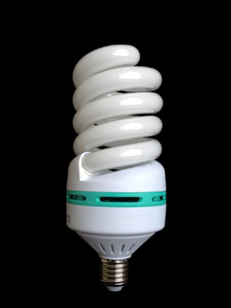 Bec Economic SPIRAL E27 55W Lumina Rece