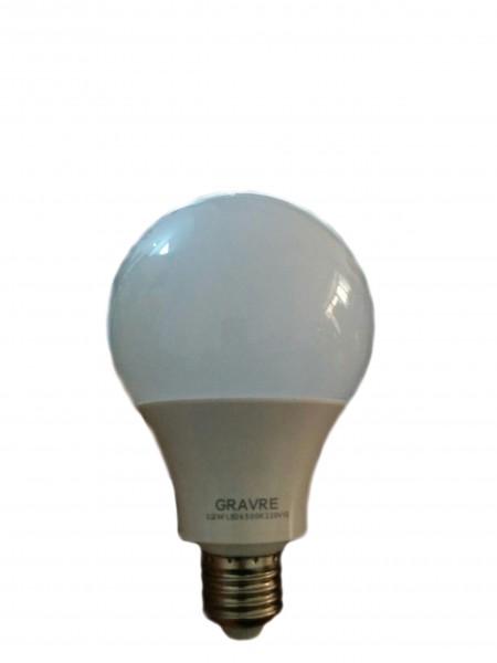 Bec LED E27 12w SFERA Lumina Rece