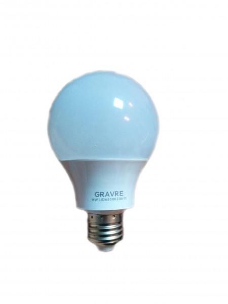 Bec LED E27 9w SFERA Lumina calda