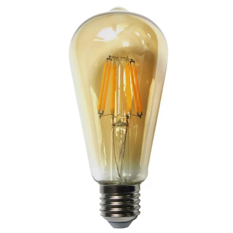 Bec Vintage LED,E27,4W,Lumina calda