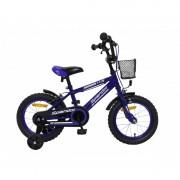 """Bicicleta Splendor pentru copii, 12"""",albastru"""