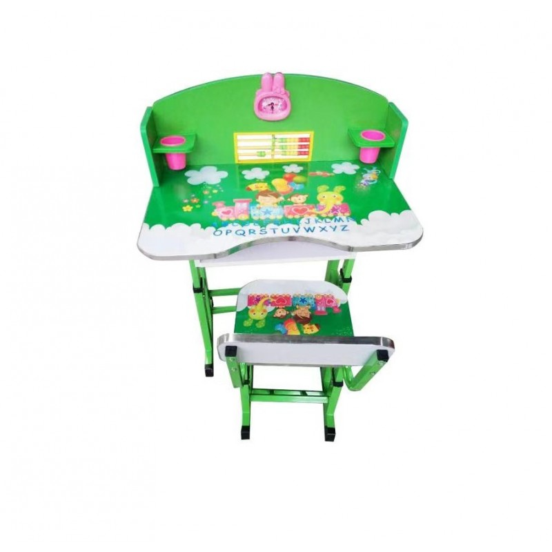 Birou Educativ pentru copii,verde
