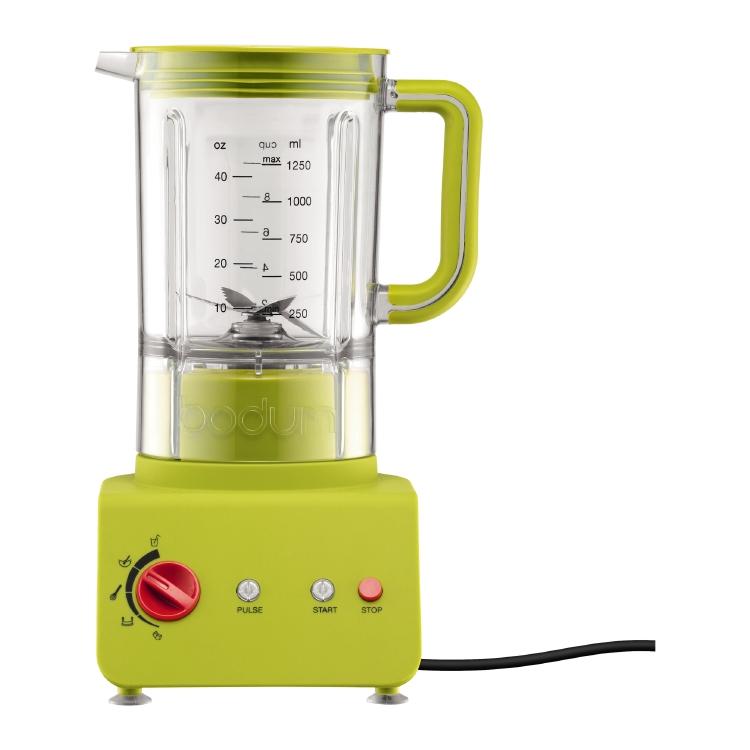 Blender de masa Bodum Bistro Lime Green, 600W, Verde
