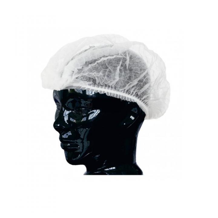 Boneta bufanta unica folosinta,elastic,100 buc/set