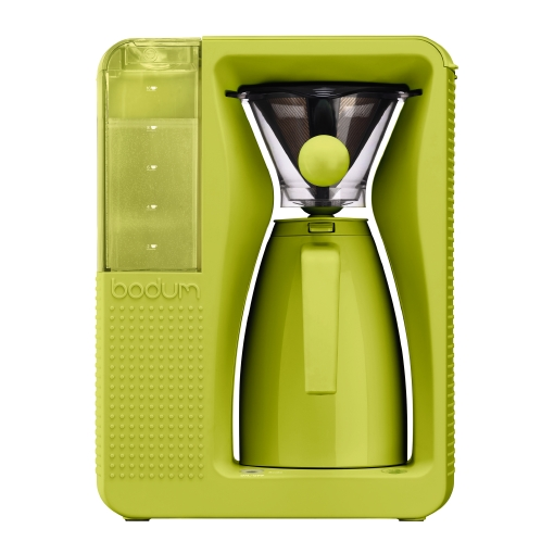 Cafetiera Bodum Bistro Lime Green 1450W