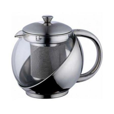 Cana Infuzor ceai sticla termorezistenta 900ml