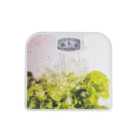 Cantar de baie Victronic, 130 kg, Alb/Verde