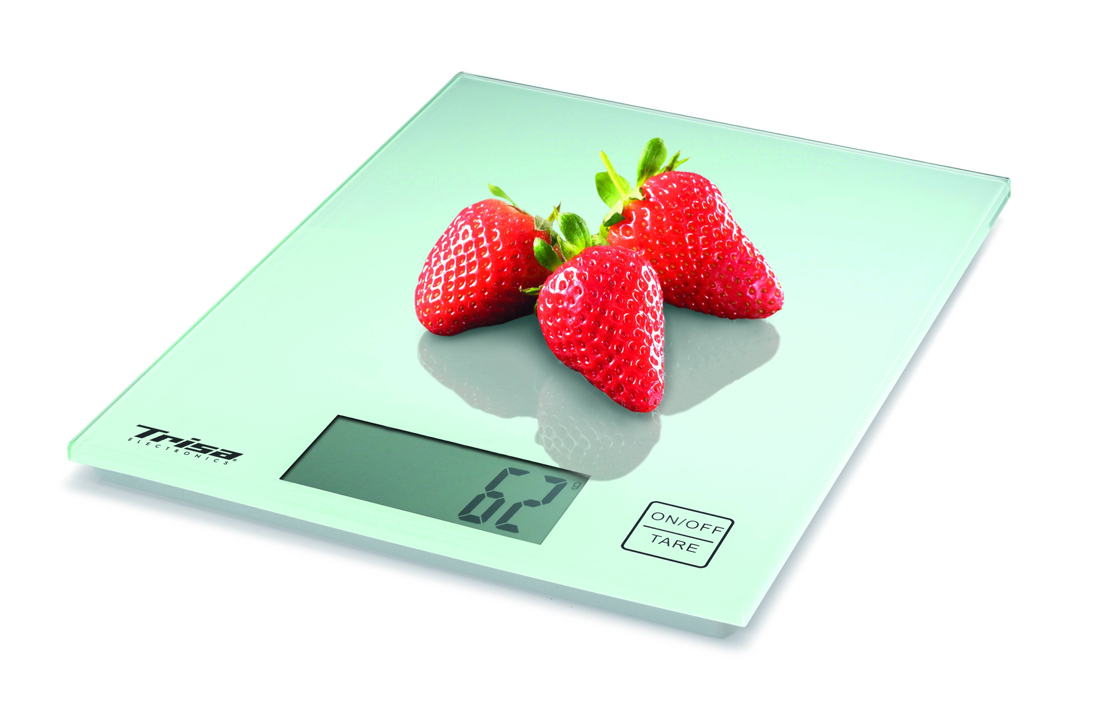 Cantar De Bucatarie Easy Weight Alb
