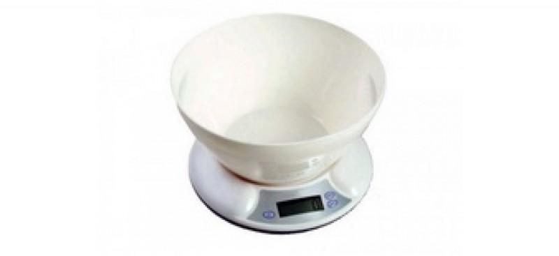 Cantar de bucatarie cu bol, afisaj digital, 5 kg