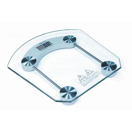 Cantar electronic Victronic,afisaj temperatura,180 kg, Platforma de sticla