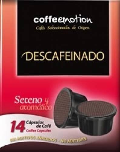 Capsule cafea Decafeinado