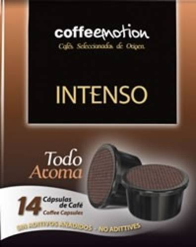 Capsule cafea Intenso