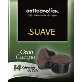 Capsule cafea Suave