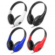 Casti Audio Stereo portabile cu fir pentru Telefon sau PC