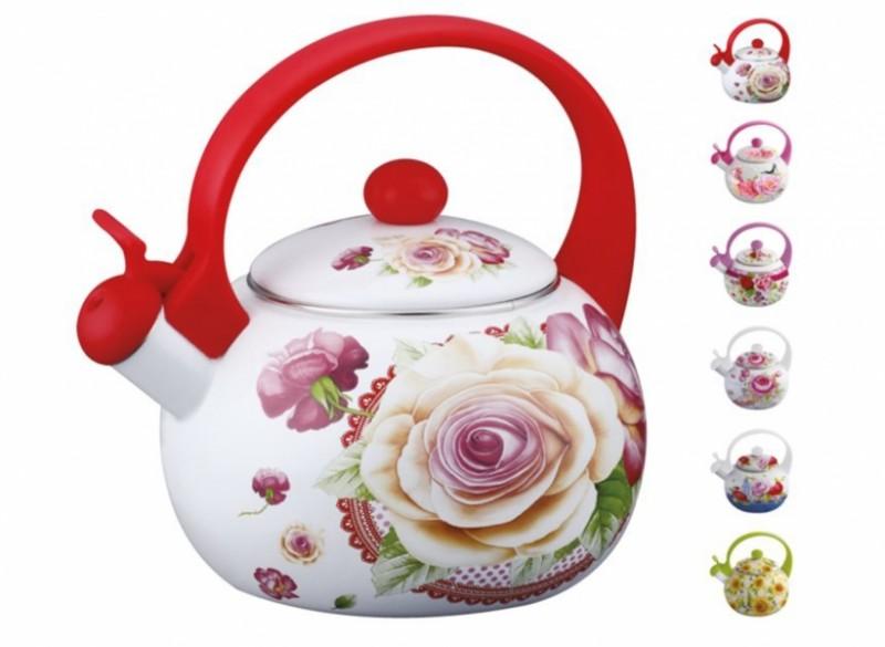 Ceainic din inox 2L Peterhof