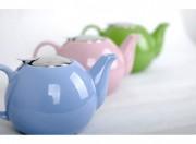 Ceainic din inox cu sita