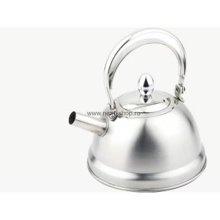 Ceainic din inox, 0.7 Litri, Peterhof