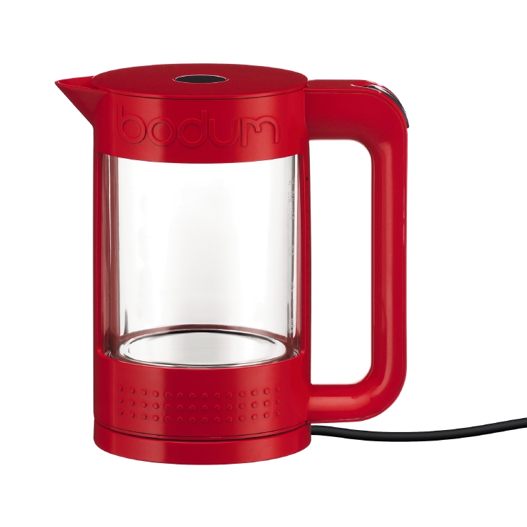 Fierbator electric Bodum Bistro Red 1500W