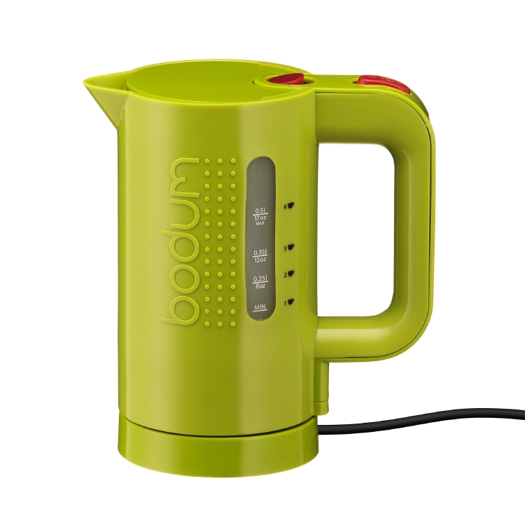 Fierbator electric Bodum Bistro Lime Green 700W