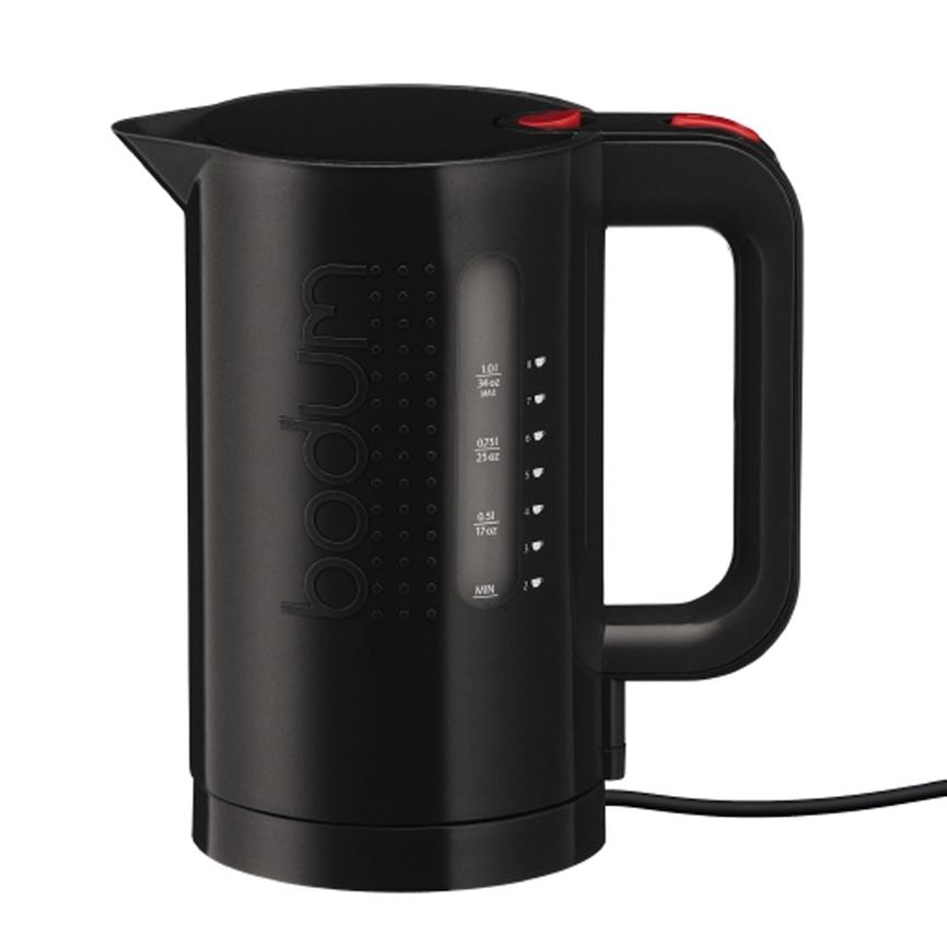 Fierbator electric Bodum Bistro Black 1300W