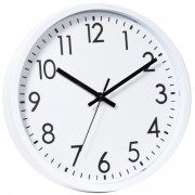 Ceas perete Grunberg 25 x 25 x 3.8 cm, alb