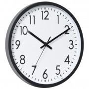 Ceas perete Grunberg 25 x 25 x 3.8 cm, alb/negru
