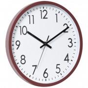 Ceas perete Grunberg 30 x 30 x 4 cm, rosu