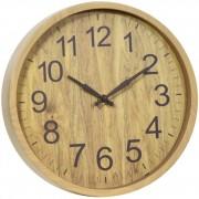 Ceas perete Grunberg 35 x 35 x 4.1 cm,crem