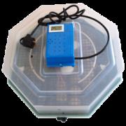 Clocitoare Incubator cleo 5DTH cu dispozitiv intoarcere oua si termohigrometru