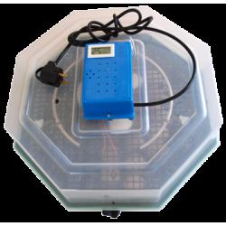 Clocitoare Incubator cleo 5DTH cu dispozitiv intoarcere oua si termometru