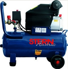Compresor Stern CO2025A, 25 l, 2CP