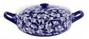 Cratita ceramica cu capac, 37cm, 2.5 L