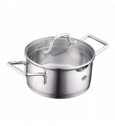 Cratita de inox, Paste, 6,8 L, Peterhof,sita