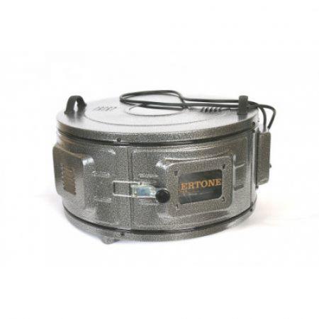 Cuptor electric ertone rotund,40 Litri,1100W, 2 tavi