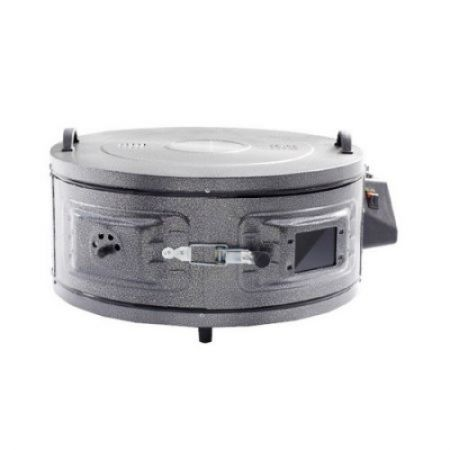 Cuptor electric ertone rotund cu termostat,40 L,1100 W