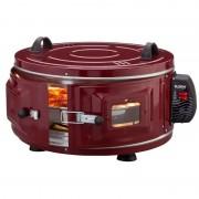 Cuptor Electric rotund FLORIA,Tava aluminiu 40cm, 1100W, 250 de grade, 40L