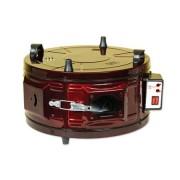 Cuptor electric rotund Zilan,1300 W, 40 Litri, 2 tavi