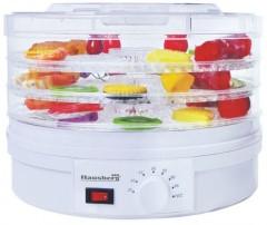 Deshidrator alimente Hausberg, 250 W, motor cupru, termostat reglabil