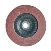 Disc lamelar frontal granulatie 40 pt polizor unghiular 125mm