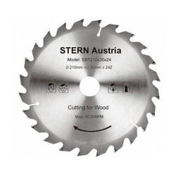 Disc lemn 24 dinti pt polizor unghiular flex 125mm