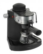 Espressor manual Hausberg,3.5 Bar,4 cesti 650 W,negru