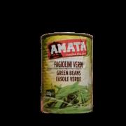 Fasole verde Amata 400gr